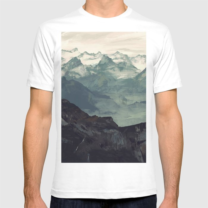 Mountain Fog T-shirt