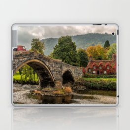 Llanrwst Cottage  Laptop & iPad Skin