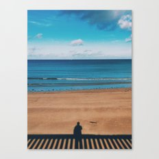 The ocean Canvas Print