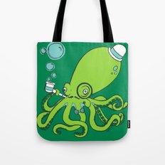 Mr.Octopus Tote Bag