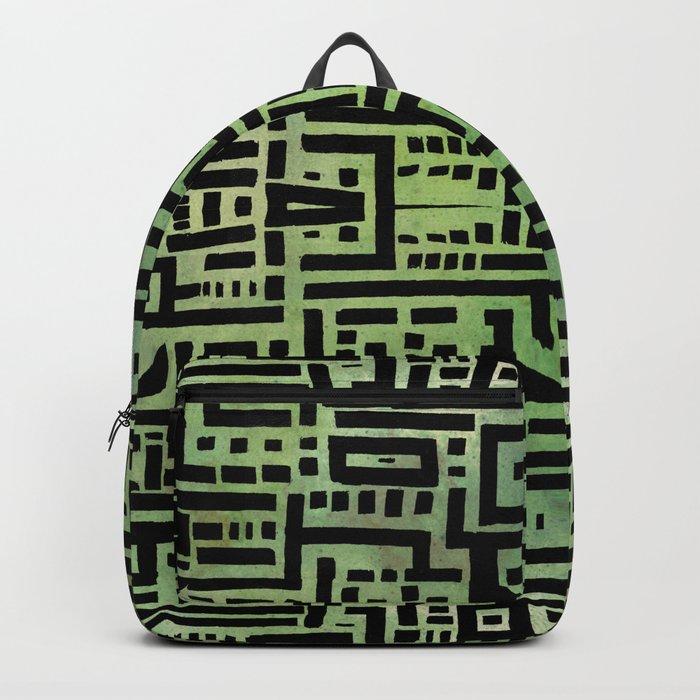 Urban Green Backpack