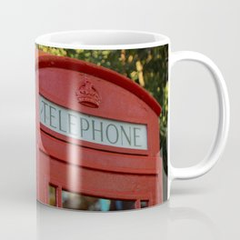 British Telephone Kiosk Coffee Mug