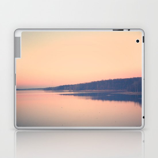 Morning Comes Softly Laptop & iPad Skin