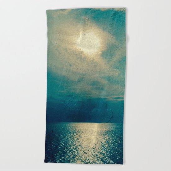 Sea of Dreams II Beach Towel