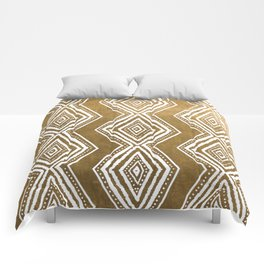 Luxe-clectic Comforters
