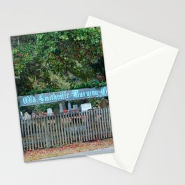 Peace To All Buried Here Stationery Cards