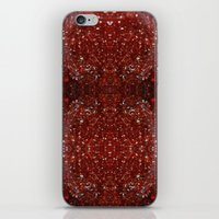 ruby iPhone & iPod Skins featuring Ruby by Katherine Farah