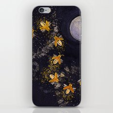 Dance of the Fireflies iPhone & iPod Skin