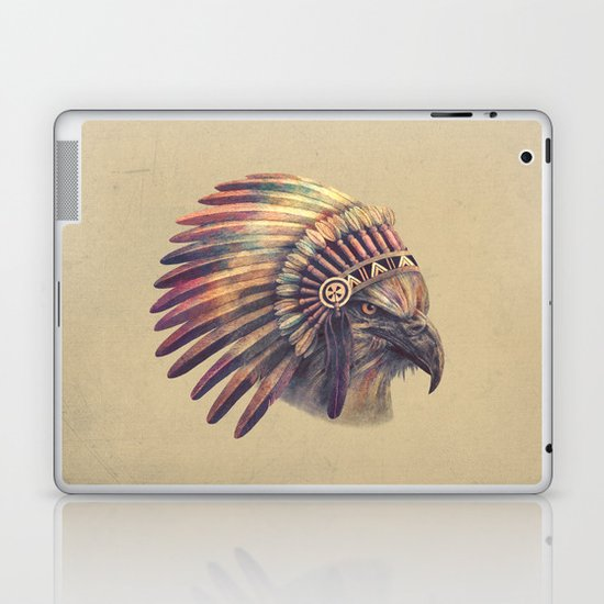 Chief - colour option Laptop & iPad Skin