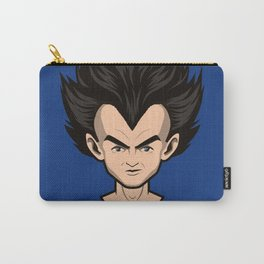Back to the childhood - Vegeta Carry-All Pouch