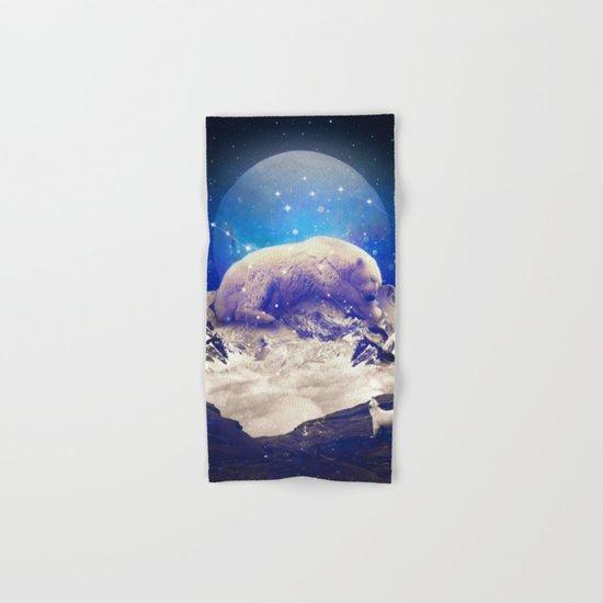 Under the Stars II (Ursa Major) Hand & Bath Towel