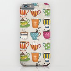 Happy Cup iPhone 6s Slim Case