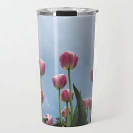 Everything's Coming Up Tulips Travel Mug