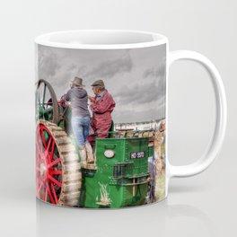 Steam Threshing Coffee Mug