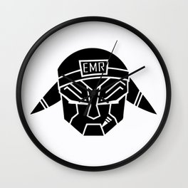 EMR - AUDIOBOT Wall Clock