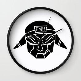 EMR - AUDIOBOT Wall Clock