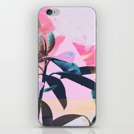 Painted Botanics iPhone Skin