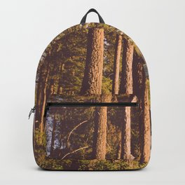 Retro Forest Backpack
