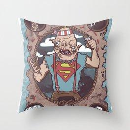 Sloth Throw Pillow
