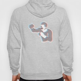 Boxing Ali (coulour) Hoody