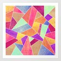 Colorful Stone by elisabethfredriksson