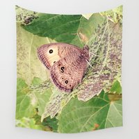 camouflage Wall Tapestries featuring Camouflage by Stecker Photographie