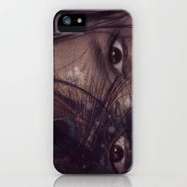 The Seeker _ The Initiation iPhone Case