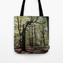 Screaming Tree Tote Bag