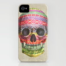 Navajo Skull  Slim Case iPhone (4, 4s)