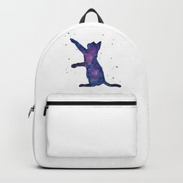 Galactic Cat Backpack