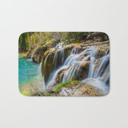 Hanging Lake Bath Mat