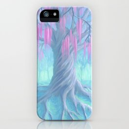 WILLOW OF LOVE iPhone Case