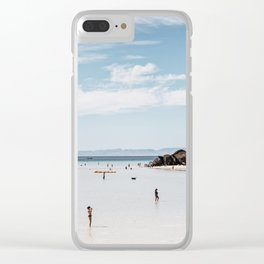 350 Days of Summer in Baja, Mexico Clear iPhone Case