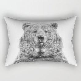 Bear European Rectangular Pillow