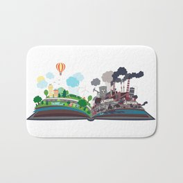 EcoBook Bath Mat