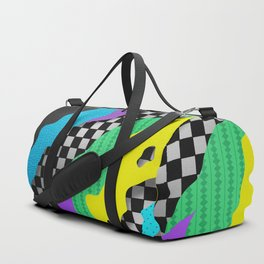 Japanese Patterns 17 Duffle Bag