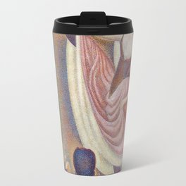 Georges Seurat - Chahut Travel Mug