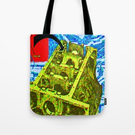 Machinatron Tote Bag