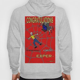 Trapped in the web Hoody