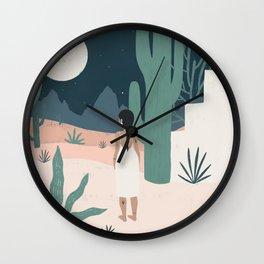 sonoran siren Wall Clock