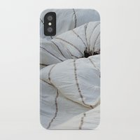 The Waves Slim Case iPhone X