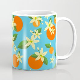 Orange Blossom Daydreams Coffee Mug