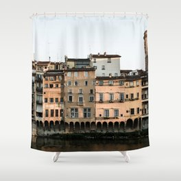 View Florence Shower Curtain