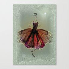 DANCER - A star is born Canvas Print