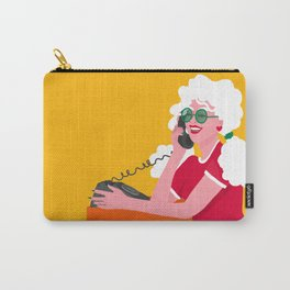 Calling the 80s Carry-All Pouch