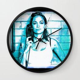 Top Dog Franky Wall Clock