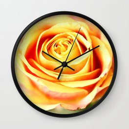 Rose For You #decor #society6 #buyart Wall Clock
