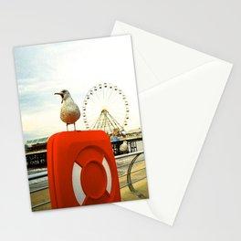 Blackpool Gulls Stationery Cards
