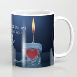 God Changes Hearts Coffee Mug