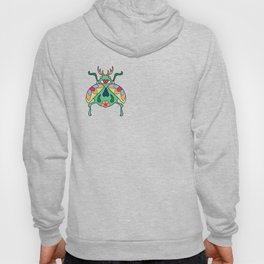 Green Bug Hoody